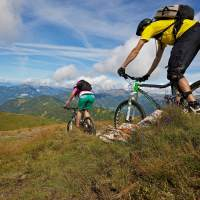 Biken, Nockbike, Trails, Single Trails, Mountainbike, Downhill, Bad Kleinkirchheim, Kärnten