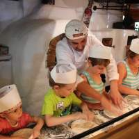 Pizza, Pizzaofen, Pizza backen, Pizzabackkurs, Essen, gut Essen in Bad Kleinkirchheim, Kinderprogramm, Kärnten